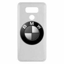 Чохол для LG G6 BMW Black & White - FatLine