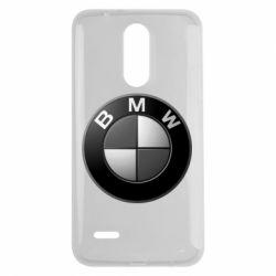 Чохол для LG K7 2017 BMW Black & White - FatLine