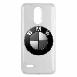 Чохол для LG K8 2017 BMW Black & White - FatLine