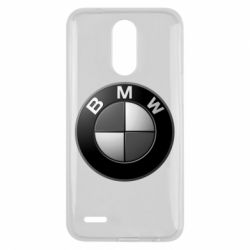 Чохол для LG K10 2017 BMW Black & White - FatLine
