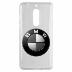 Чохол для Nokia 5 BMW Black & White - FatLine