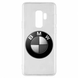 Чохол для Samsung S9+ BMW Black & White - FatLine
