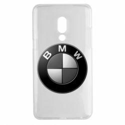 Чохол для Meizu 15 Plus BMW Black & White - FatLine