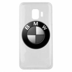 Чохол для Samsung J2 Core BMW Black & White - FatLine