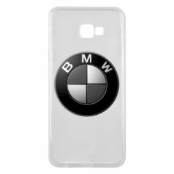 Чохол для Samsung J4 Plus 2018 BMW Black & White - FatLine