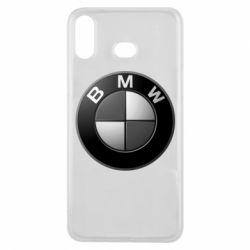 Чохол для Samsung A6s BMW Black & White - FatLine