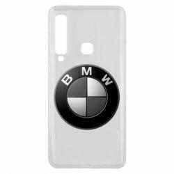 Чохол для Samsung A9 2018 BMW Black & White - FatLine