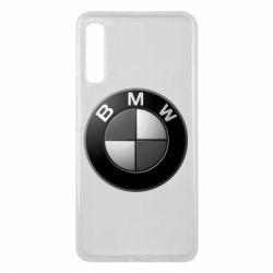 Чохол для Samsung A7 2018 BMW Black & White - FatLine