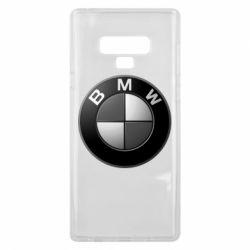Чохол для Samsung Note 9 BMW Black & White - FatLine