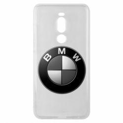 Чохол для Meizu Note 8 BMW Black & White - FatLine