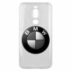 Чохол для Meizu X8 BMW Black & White - FatLine