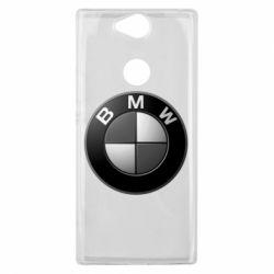 Чохол для Sony Xperia XA2 Plus BMW Black & White - FatLine
