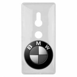 Чохол для Sony Xperia XZ2 BMW Black & White - FatLine