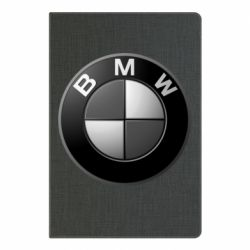 Блокнот А5 BMW Black & White - FatLine