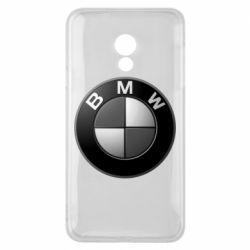 Чохол для Meizu 15 Lite BMW Black & White - FatLine