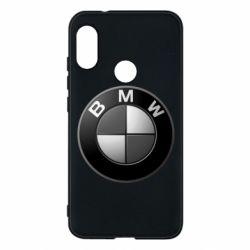 Чохол для Mi A2 Lite BMW Black & White - FatLine