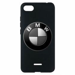 Чохол для Xiaomi Redmi 6A BMW Black & White - FatLine