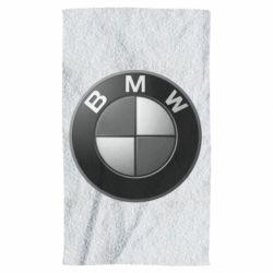 Рушник BMW Black & White - FatLine