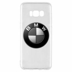 Чохол для Samsung S8 BMW Black & White - FatLine