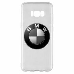 Чохол для Samsung S8+ BMW Black & White - FatLine