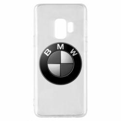 Чохол для Samsung S9 BMW Black & White - FatLine
