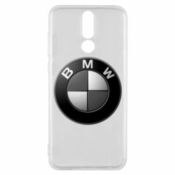 Чохол для Huawei Mate 10 Lite BMW Black & White - FatLine