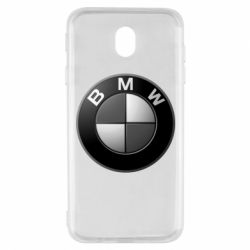 Чохол для Samsung J7 2017 BMW Black & White - FatLine