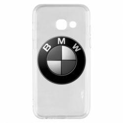 Чохол для Samsung A3 2017 BMW Black & White - FatLine