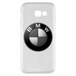 Чохол для Samsung A5 2017 BMW Black & White - FatLine