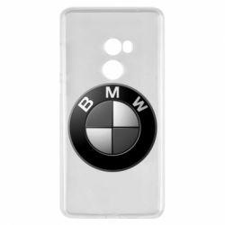 Чохол для Xiaomi Mi Mix 2 BMW Black & White - FatLine