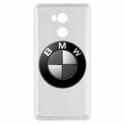 Чохол для Xiaomi Redmi 4 Pro/Prime BMW Black & White - FatLine