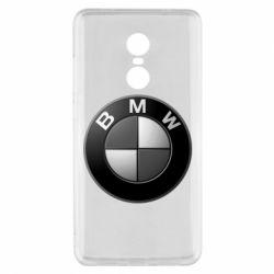 Чохол для Xiaomi Redmi Note 4x BMW Black & White - FatLine