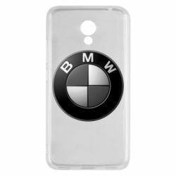 Чохол для Meizu M5c BMW Black & White - FatLine