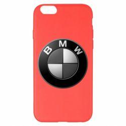 Чохол для iPhone 6 Plus/6S Plus BMW Black & White - FatLine