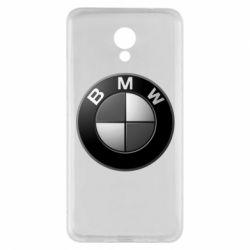 Чохол для Meizu M5 Note BMW Black & White - FatLine