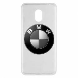 Чохол для Meizu M6 BMW Black & White - FatLine