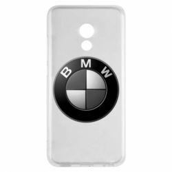 Чохол для Meizu Pro 6 BMW Black & White - FatLine