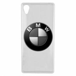 Чохол для Sony Xperia X BMW Black & White - FatLine