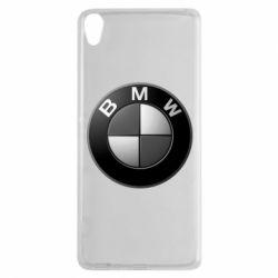 Чохол для Sony Xperia XA BMW Black & White - FatLine