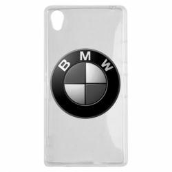 Чохол для Sony Xperia Z1 BMW Black & White - FatLine