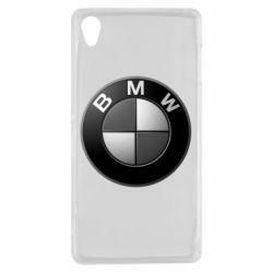 Чохол для Sony Xperia Z3 BMW Black & White - FatLine