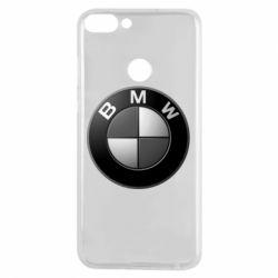 Чохол для Huawei P Smart BMW Black & White - FatLine