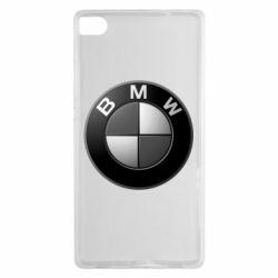 Чохол для Huawei P8 BMW Black & White - FatLine