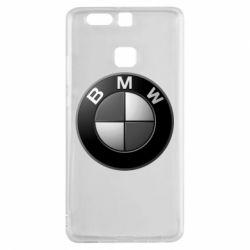 Чохол для Huawei P9 BMW Black & White - FatLine
