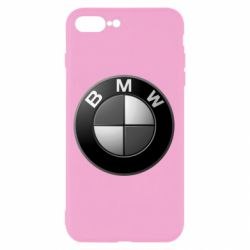 Чохол для iPhone 7 Plus BMW Black & White - FatLine