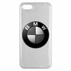 Чохол для Huawei Y5 2018 BMW Black & White - FatLine