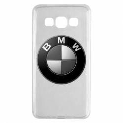 Чохол для Samsung A3 2015 BMW Black & White - FatLine