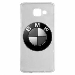 Чохол для Samsung A5 2016 BMW Black & White - FatLine