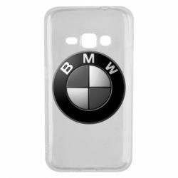 Чохол для Samsung J1 2016 BMW Black & White - FatLine