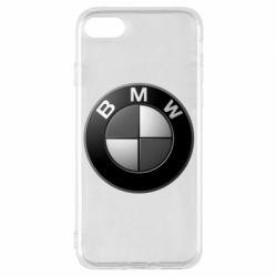 Чохол для iPhone 8 BMW Black & White - FatLine